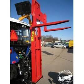 """Palečių krautuvas montuojamas traktoriaus gale """"MCMS, PHW"""""""