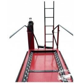 """Platforma sodams su aukščio reguliavimu """"MCMS"""""""