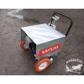 """Elektrinė perdavimo sistema """"Agro - Serwis Krysiak"""""""