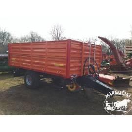 """Puspriekabė """"MCMS"""", 6000 kg."""