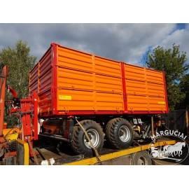"""Puspriekabės """"MCMS"""", 12000 kg."""