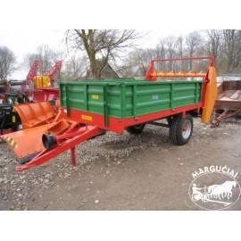 """Mėšlo kratytuvas """"Jol-Met"""", 2500 kg."""