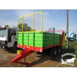 """Mėšlo kratytuvas """"Jol-Met"""", 6000 kg."""