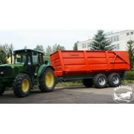 "Puspriekabės ""UMEGA"", 19000 kg."