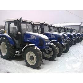 "Papildoma komplektacija traktoriams ""FARMTRAC"""