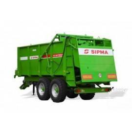 "Mėšlo kratytuvas ""Sipma"", 12000 kg."