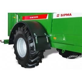 "Mėšlo kratytuvas ""Sipma"", 8000 kg."