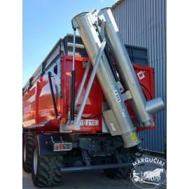 """Sraigtinis grūdų transporteris """"Pom Augustow T 213"""""""