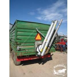 """Sraigtinis grūdų transporteris """"Pom Augustow T 458"""""""