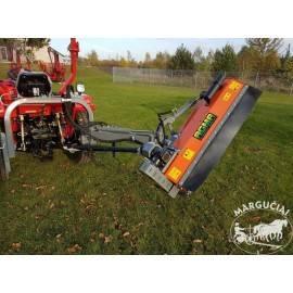 """Plaktukiniai žolės smulkintuvai mini traktoriukams """"Agma"""""""