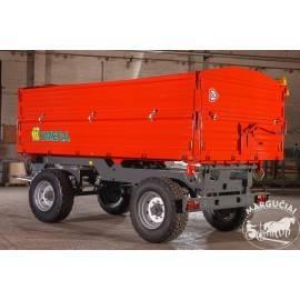 "Priekaba ""UMEGA"", 6000 kg."
