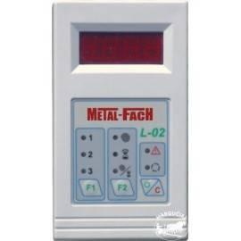 """Pasikraunantis iš priekio rulonų vyniotuvas """"Metal-Fach Z593"""""""