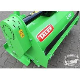 """Plaktukiniai žolės smulkintuvai mini traktoriukams """"Talex"""""""
