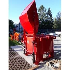 """Pašarų - betono maišyklės """"Agro - Factory"""""""