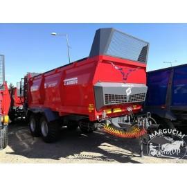 """Mėšlo kratytuvas """"Metal-Fach"""", 12000 kg."""