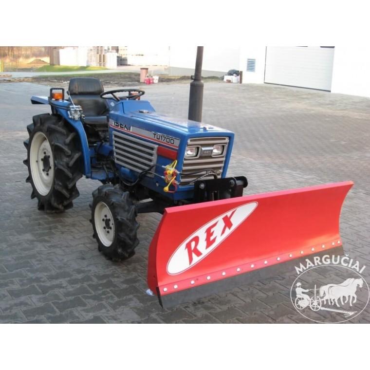 "Buldozeriai mini traktoriukams ""Jagoda"""