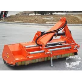 """Plaktukiniai žolės smulkintuvai mini traktoriukams """"EFH"""""""