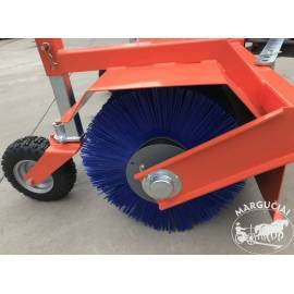 """Šluotos mini traktoriukams """"Agma"""""""
