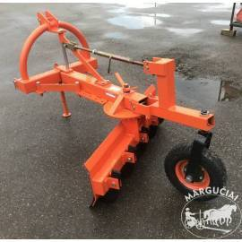 """Buldozeriai mini traktoriukams """"Agma"""""""