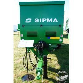 "Mėšlo kratytuvas ""Sipma"", 6000 kg."