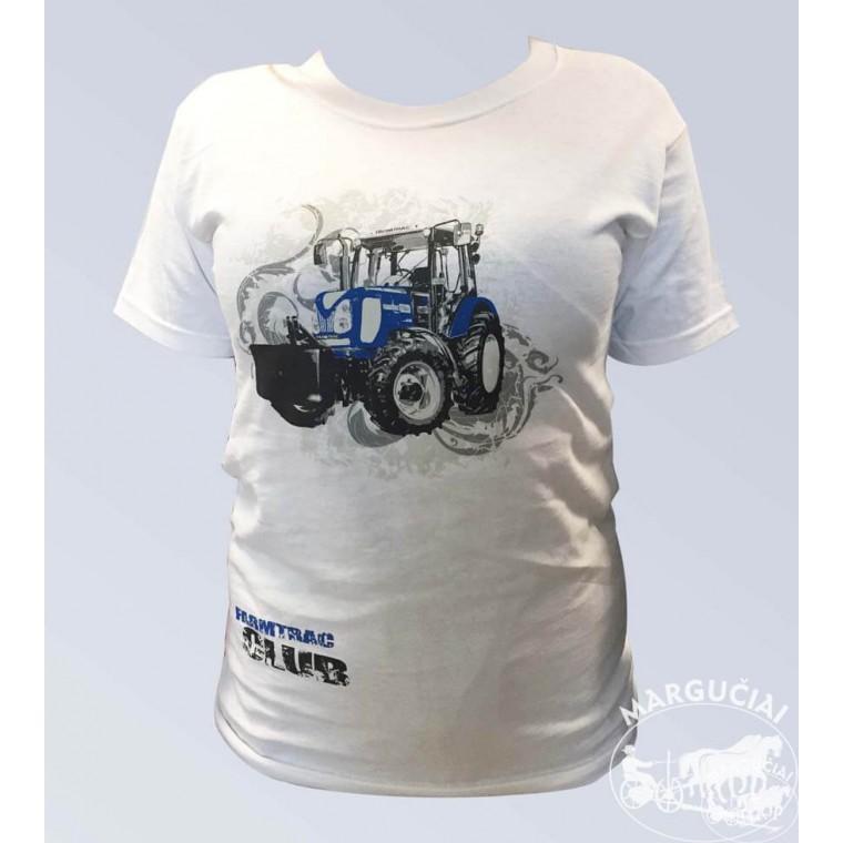 """Marškinėliai """"Farmtrac"""""""