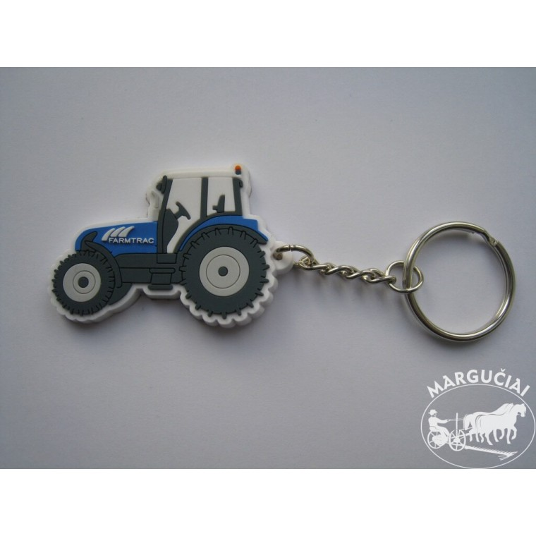 """Raktų pakabukas """"Farmtrac"""""""