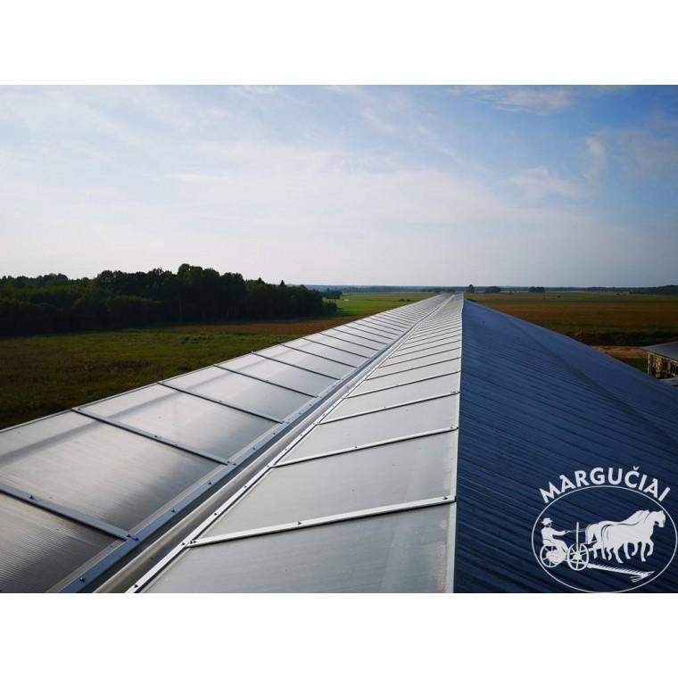 """Mechaninė stogo ventiliacija """"Agrozona"""""""