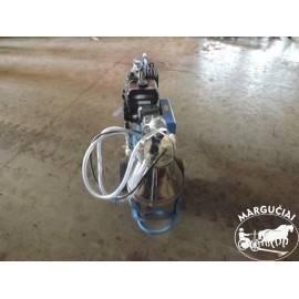 """Individualaus melžimo agregatai karvėms """"Larta 1"""", su vienu bidonu"""