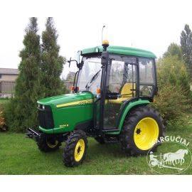 "Kabinos traktoriams John - Deere ""Naglak"""