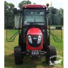 "Kabinos traktoriams TYM ""Naglak"""