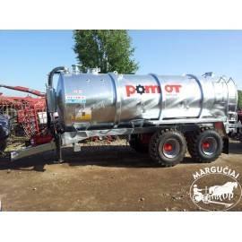 """Srutovežiai """"Pomot T 546/2"""", 16000 ltr."""