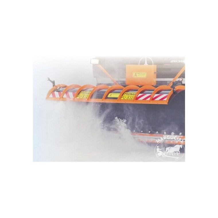 """Automobiliniai buldozeriai """"Pronar"""""""