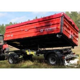 "Priekaba ""Metal-Fach"", 5000 kg."