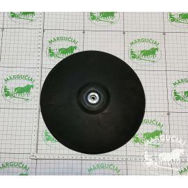 """Sėjamosios """"Agro-Masz"""" išsėjimo disko guminis valymo diskas"""