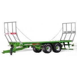 """Bazinė važiuoklė su platforma rulonams vežti """"Sipma"""", 14000 kg."""