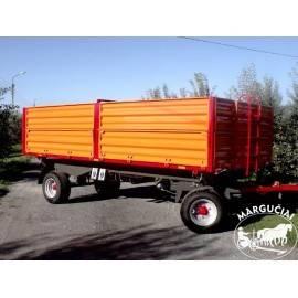 """Priekabos """"MCMS"""", 7200, 7500 kg."""