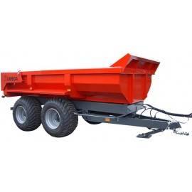 """Puspriekabė """"UMEGA"""", 16000 kg."""