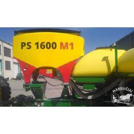 "Antrojo derliaus sėjamosios ""APV"", 1200 - 1600 ltr."