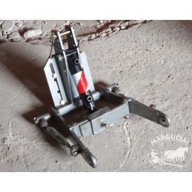 Priekinis hidraulinis keltuvas mini traktoriukui