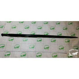 Žnyplių žaliai masei  dantis, ilgis 110 cm.