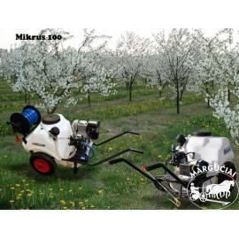 """Chemikalų purkštuvas - karutis sodui """"Krukowiak"""", 120 ltr."""