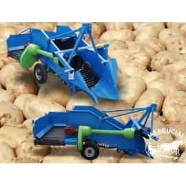 """Vienvagės bulviakasės su transporterio apsaugomis """"Krukowiak"""""""
