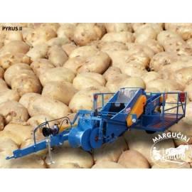 "Vienvagės bulviakasės ankstyvosioms bulvėms ""Krukowiak"""