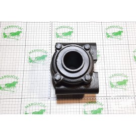 Lėkštinio skutiko lėkščių atskyrėjas komplekte dėl Ø 40 mm. ašies (įvorė, guoliavietė, guoliai)