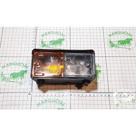 MTZ kabinos priekinė lempa (seno modelio)