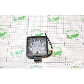 MTZ kabinos LED lempos  (seno modelio)
