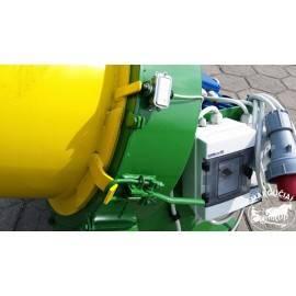 """Šiaudų, biomasės smulkintuvas """"M-Rol"""""""