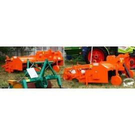 """Žemės dirbimo frezos morkų tarpuvagiams su vagų formuotuvais """"Kruszec"""""""