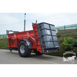 """Mėšlo kratytuvas """"Metal-Fach"""", 16000 kg."""