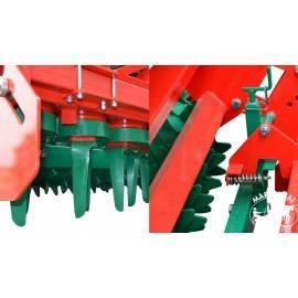 """Vertikali žemės dirbimo freza su sėjamąja """"Agro-Masz"""""""